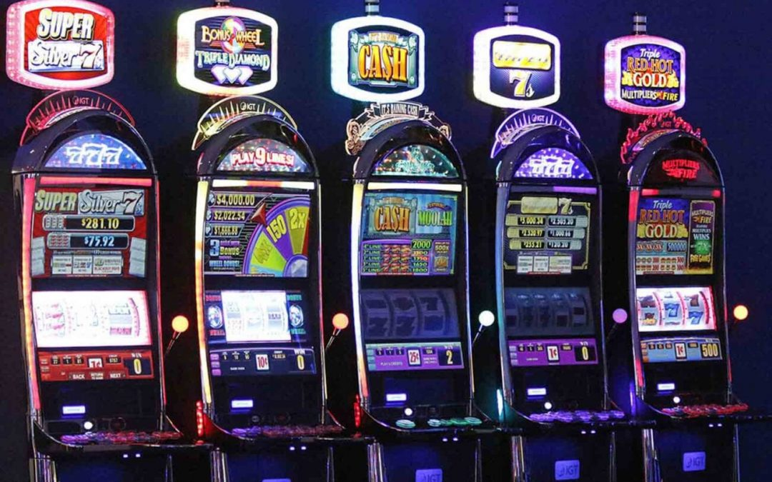 Slots Games – Tracks Down a Fantastic Website for This Purpose