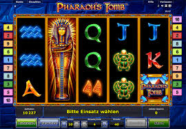 Pharaoh's Tomb Game Reviews for Gamblers